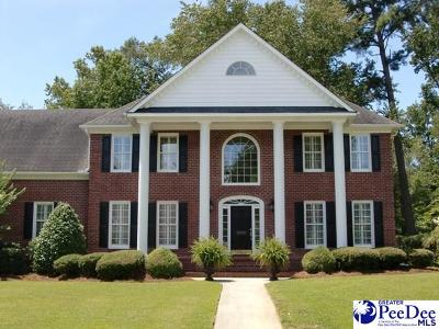Florence Single Family Home For Sale: 3202 W Hampton Pointe Drive