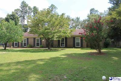 Florence Single Family Home For Sale: 722 Sidney Ave.