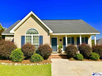 Florence Single Family Home New: 2108 Carriage Place Drive