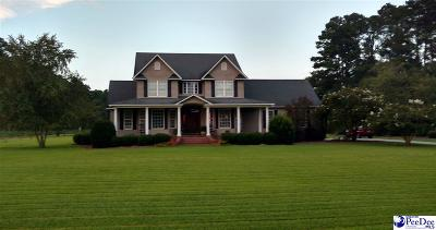 Latta Single Family Home Uc/Show For Back Up: 806 Bethea Street Ext.