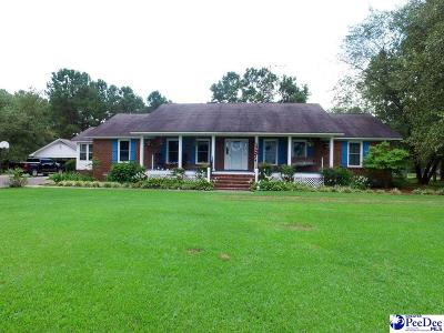 Florence Single Family Home New: 3140 Claussen Road