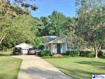 Florence Single Family Home For Sale: 1700 Woods Dr