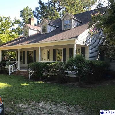 Darlington Single Family Home For Sale: 301 N Springville