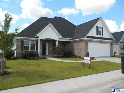 Florence SC Single Family Home For Sale: $229,900