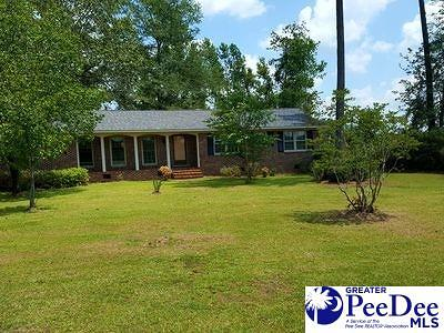 Lake City Single Family Home For Sale: 1300 Frierson Rd