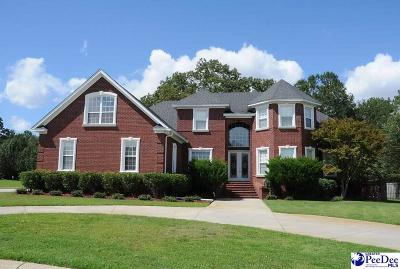Florence Single Family Home For Sale: 2849 Founder Drive