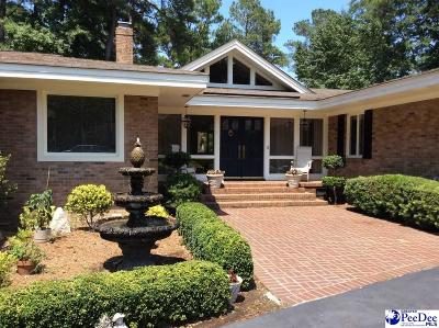 Windsor Forest Single Family Home For Sale: 2501 W Keswick Road