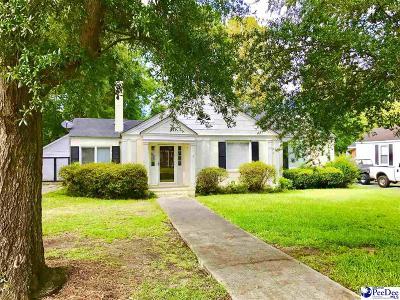 Florence Single Family Home For Sale: 1007 W Cedar St