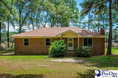 Florence Single Family Home For Sale: 1121 Piano Rd