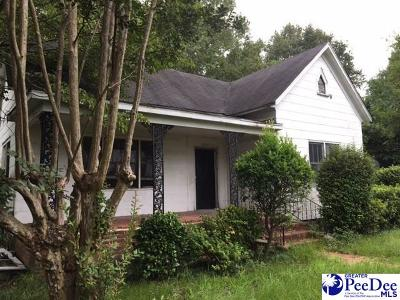 Hartsville Single Family Home For Sale: 131 Marlboro Avenue