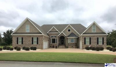 Hartsville Single Family Home Uc/Show For Back Up: 375 Equestrian Run
