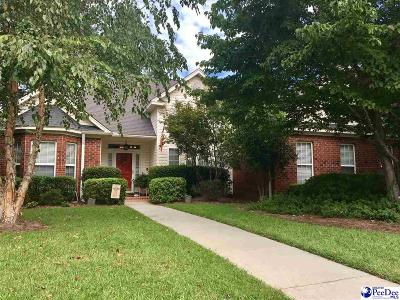 Florence Single Family Home Uc/Show For Back Up: 2109 Sumac Dive