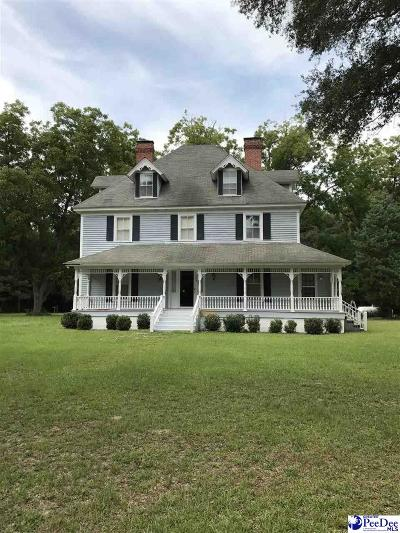 Darlington Single Family Home For Sale: 2200 Lide Springs Rd