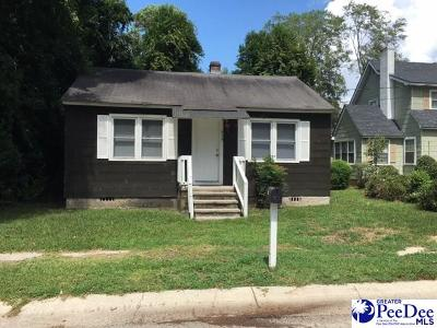 Florence Single Family Home Uc/Show For Back Up: 419 Jerome Street