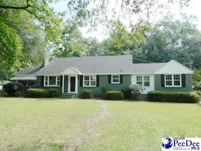 Hartsville Single Family Home For Sale: 715 N Fifth Street
