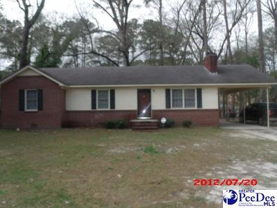 Florence Single Family Home For Sale: 212 N Wildwood Drive