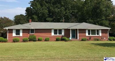 Hartsville Single Family Home For Sale: 2305 Byrdtown Road
