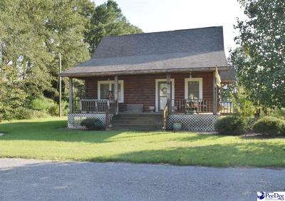 Single Family Home For Sale: 1219 McDuffie Ln