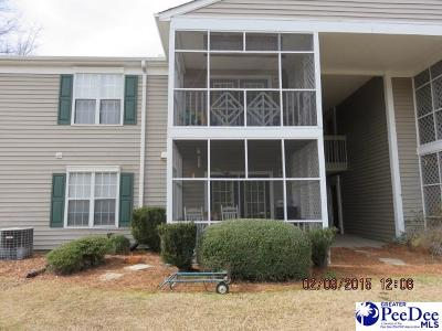 Florence Single Family Home Uc/Show For Back Up: 1444 Golf Terrace Blvd Unit C4