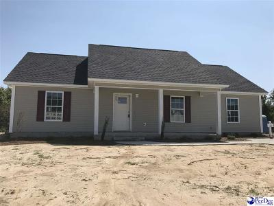 Florence SC Single Family Home For Sale: $116,900