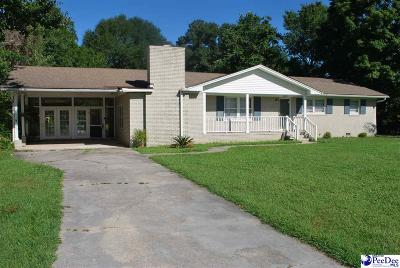 Florence Single Family Home For Sale: 2307 Broad Drive