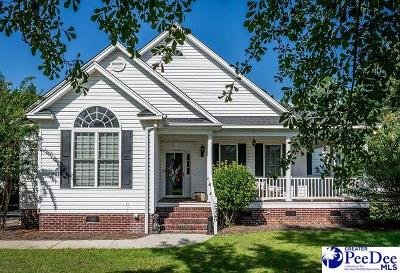 Florence Single Family Home Uc/Show For Back Up: 2326 Red Doe Road