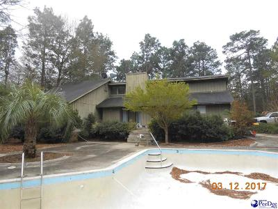 Darlington Single Family Home Uc/Show For Back Up: 1124 Society Hill Road