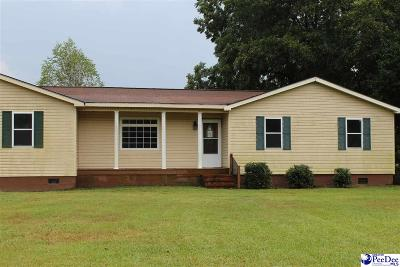 Single Family Home For Sale: 1145 Rhodes Community Road