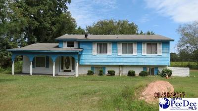 Single Family Home Uc/Show For Back Up: 4801 Oates Highway