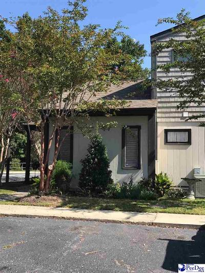 Florence SC Condo/Townhouse New: $115,000