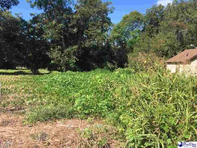 Hartsville SC Residential Lots & Land New: $7,200