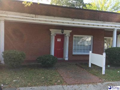Hartsville SC Commercial New: $110,000