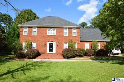 Florence SC Single Family Home New: $265,000