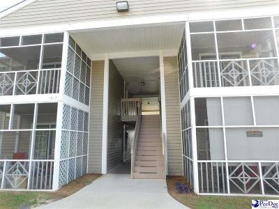 Florence SC Condo/Townhouse For Sale: $69,900