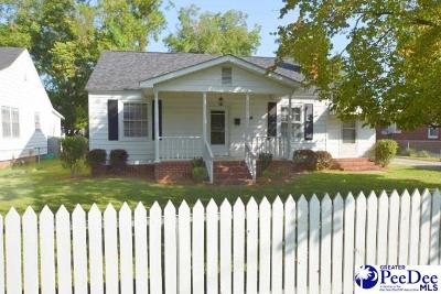 Florence SC Single Family Home New: $94,900