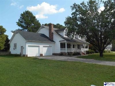 Florence SC Single Family Home For Sale: $209,900