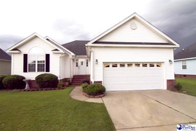 Florence SC Single Family Home New: $149,900