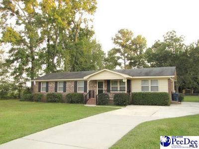 Florence SC Single Family Home New: $109,900