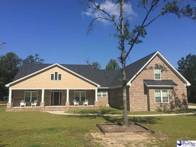 Florence Single Family Home Uc/Show For Back Up: 7697 E National Cemetery Road