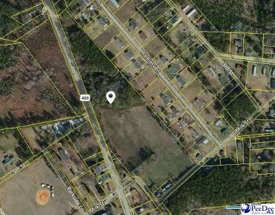 Timmonsville Residential Lots & Land For Sale: 7009 E Milk Street