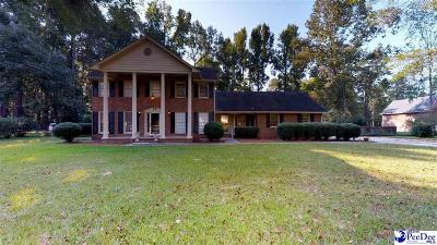 Single Family Home For Sale: 935 S Whitehall Circle