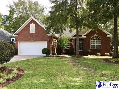 Florence Single Family Home Uc/Show For Back Up: 2754 Carriage Lane