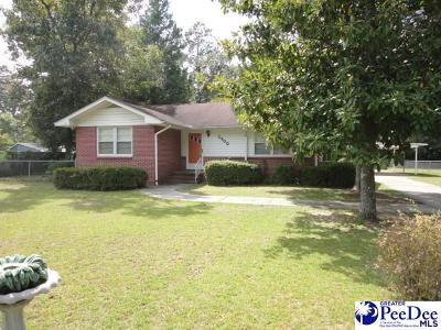 Florence Single Family Home For Sale: 2400 W McCown Dr
