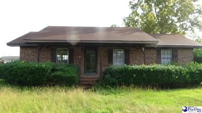 Latta Single Family Home For Sale: 626 Judge Rd.