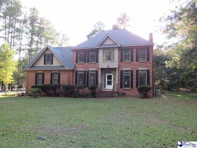 Hartsville Single Family Home For Sale: 328 Hillcrest