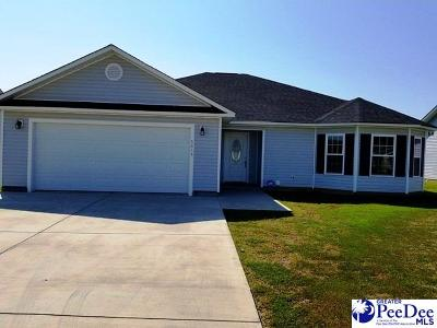 Florence SC Single Family Home For Sale: $163,500