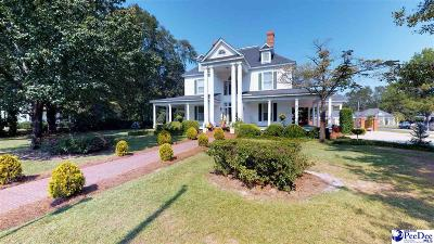 Dillon SC Single Family Home For Sale: $429,000