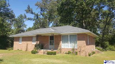 Florence Single Family Home For Sale: 4839 Sardis Hwy