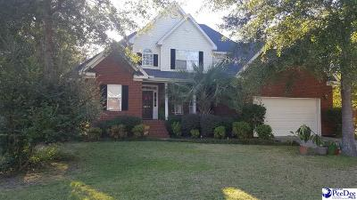 Florence Single Family Home For Sale: 2813 Carriage Lane