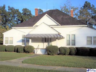 Latta Single Family Home For Sale: 400 N Richardson Street